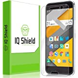 HTC 10 Screen Protector, IQ Shield LiQuidSkin Full Coverage Screen Protector for HTC 10 (One M10) HD Clear Anti-Bubble Film - with