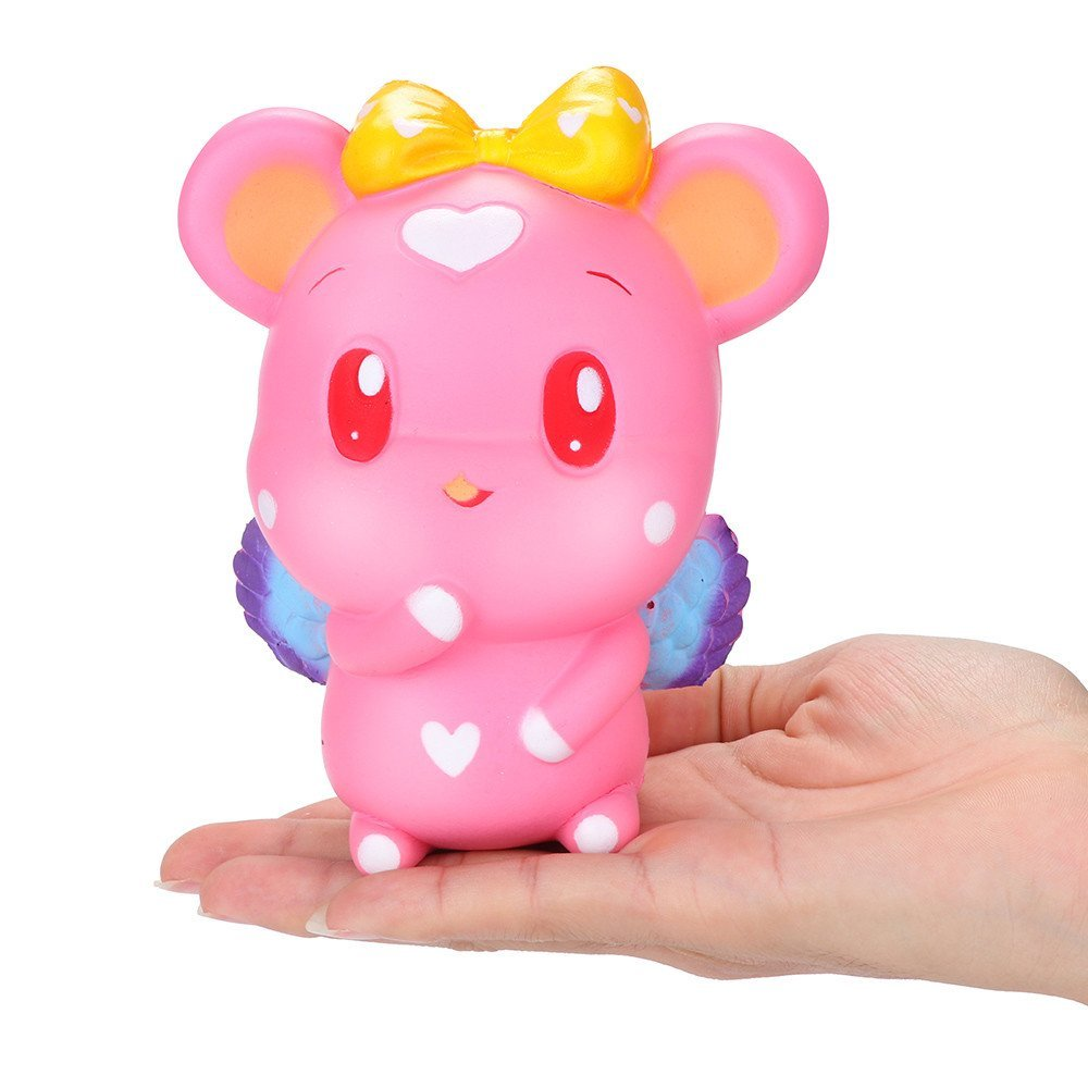 Clearance Squishies Toy Kawaii Squishy Soft Scented Jumbo Stress Relieve Slow Rising Toys