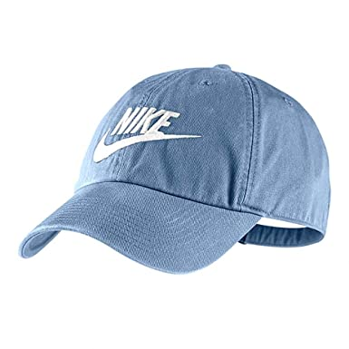 e0f63a86 ... top quality nike mens heritage 86 futura adjustable hat work blue  onesize 78449 1184a