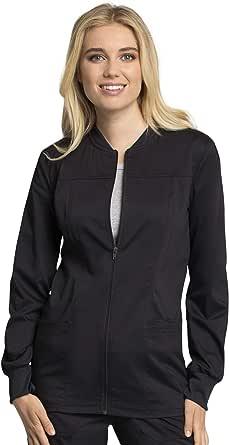 CHEROKEE WW Revolution Tech Women's Zip Front Warm-Up Jacket