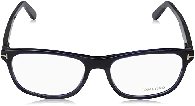 1816137e8f Eyeglasses Tom Ford TF 5430 FT 064 coloured horn at Amazon Men s Clothing  store