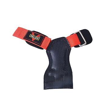 Lanxi entrenamiento palma protección guantes con muñeca envuelve apoyo para levantamiento de pesas, gimnasio ejercicio