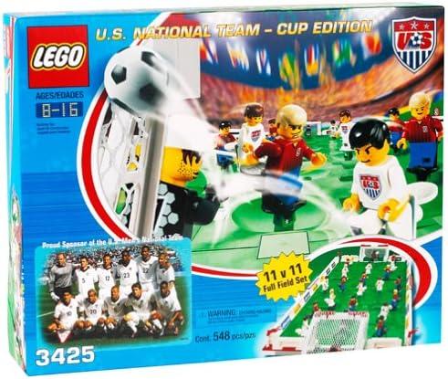 LEGO Soccer U.S. National Team - Cup Edition (3425)