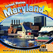 Maryland (Checkerboard Geography Library: United States) Niels R. Jensen