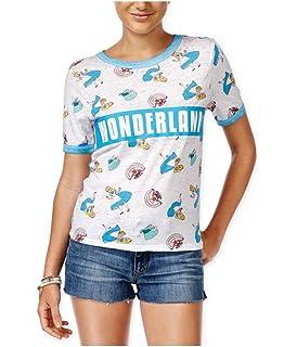 Femme Shirt Sweat Minnie 21031782 Manches S Courtes Disney Blanc 6yfg7Ybv