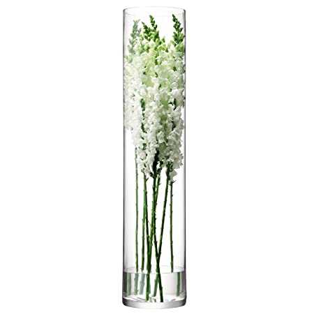 Lsa International 100 Cm Column Giant Vase Clear Amazon
