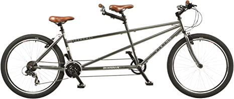 VIKING Bicicleta Tandem STORNOWAY: Amazon.es: Deportes y ...