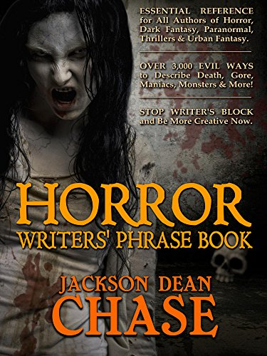 horror book writers