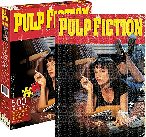 Top 2 recommendation pulp fiction jigsaw puzzles 2019