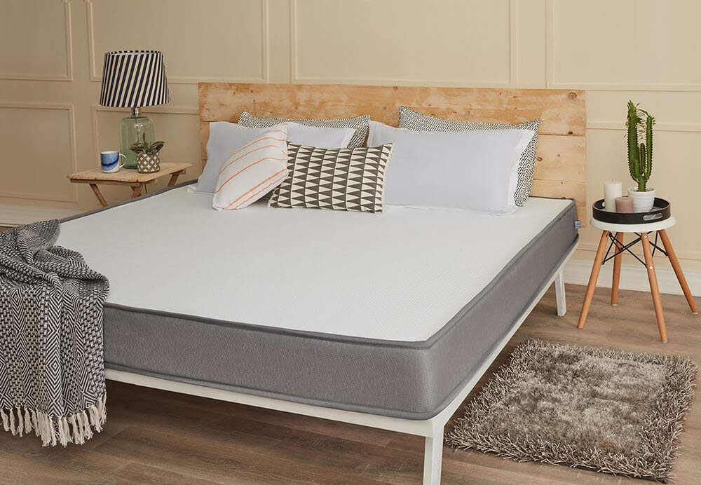Wakefit Dual Comfort Mattress - Hard & Soft, Diwan Bed Size (78x48x5) (B00RACAUUG) Amazon Price History, Amazon Price Tracker