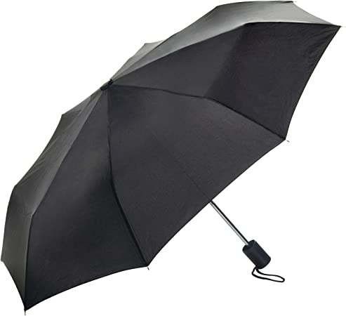 Travel Smart by Conair Mini Compact Folding Travel Umbrella