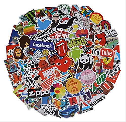 Stickers Waterproof Skateboard Motorcycle Graffiti product image