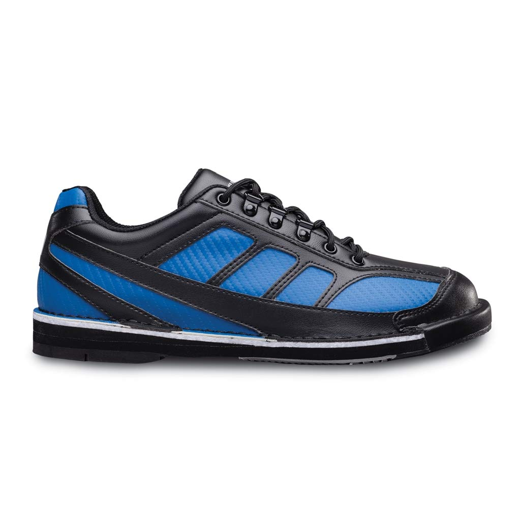 Brunswick Bowling Products Mens Phantom Bowling Shoes Right Hand- M US, Black/Royal, 8.5 by Brunswick