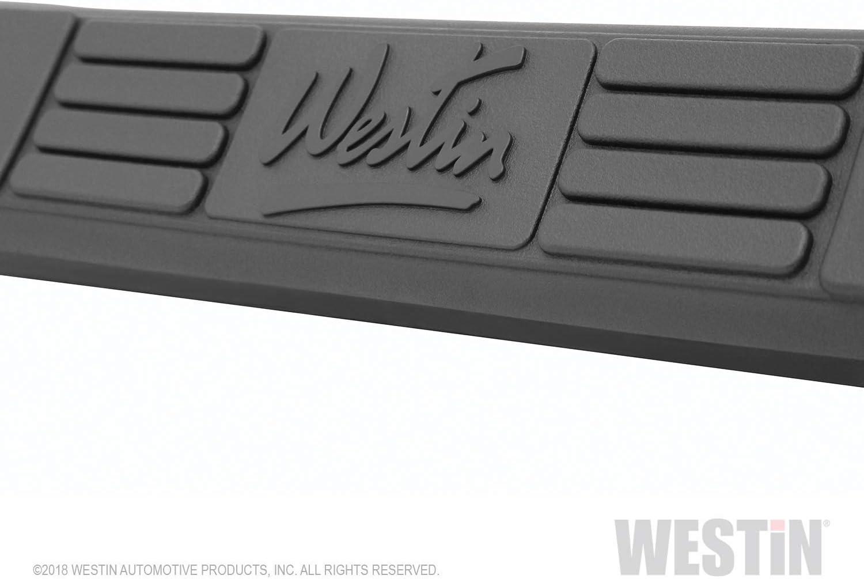 Westin 25-0830 Signature Series Step Bars Black