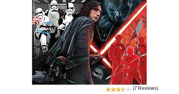 1000 Piece Jigsaw Puzzle Use The Force Luke Buffalo Games Star Wars 40th Anniversary