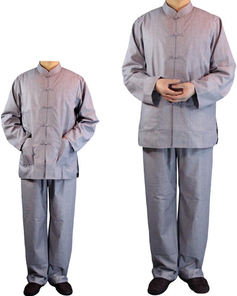 Amazon.com: zooboo Monje budista Costume Robes de taoism ...