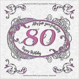 Gluckwunsche 80 geburtstag oma