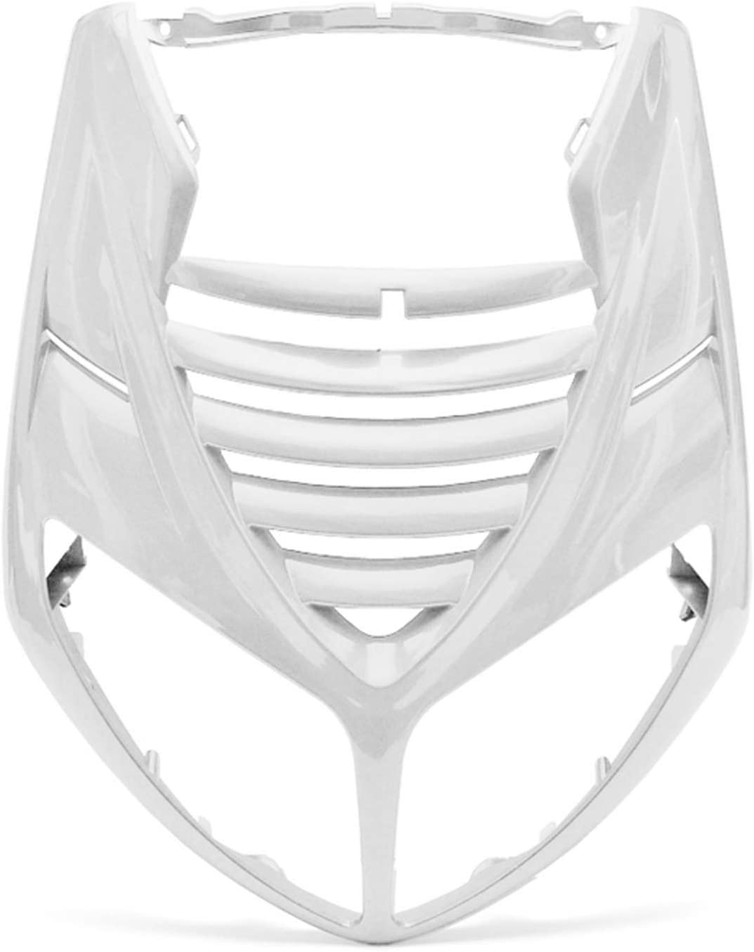 Front Cowling TNT top for PEUGEOT Speedfight II White