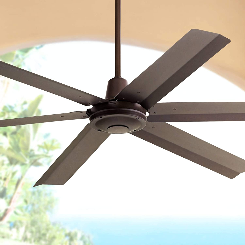 Casa turbina Max para exteriores ventilador de techo: Amazon.es: Iluminación