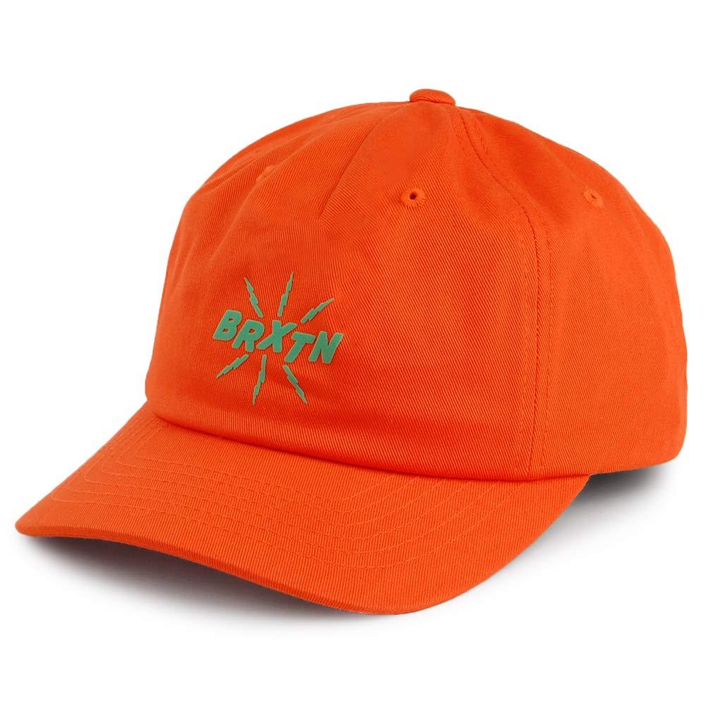 Brixton Gorra Snapback Zap MP Naranja - Ajustable: Amazon.es: Ropa ...