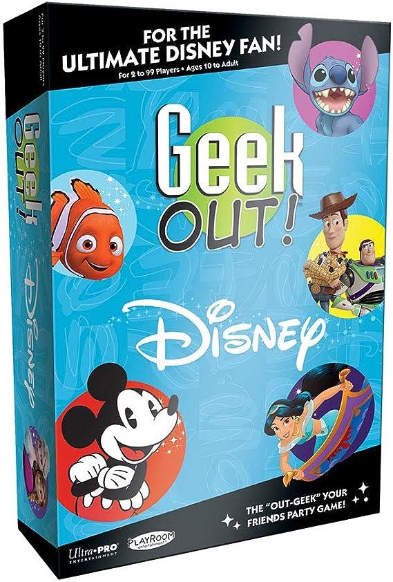 Disney Geek Out! Game [Importación inglesa]: Amazon.es: Juguetes y juegos