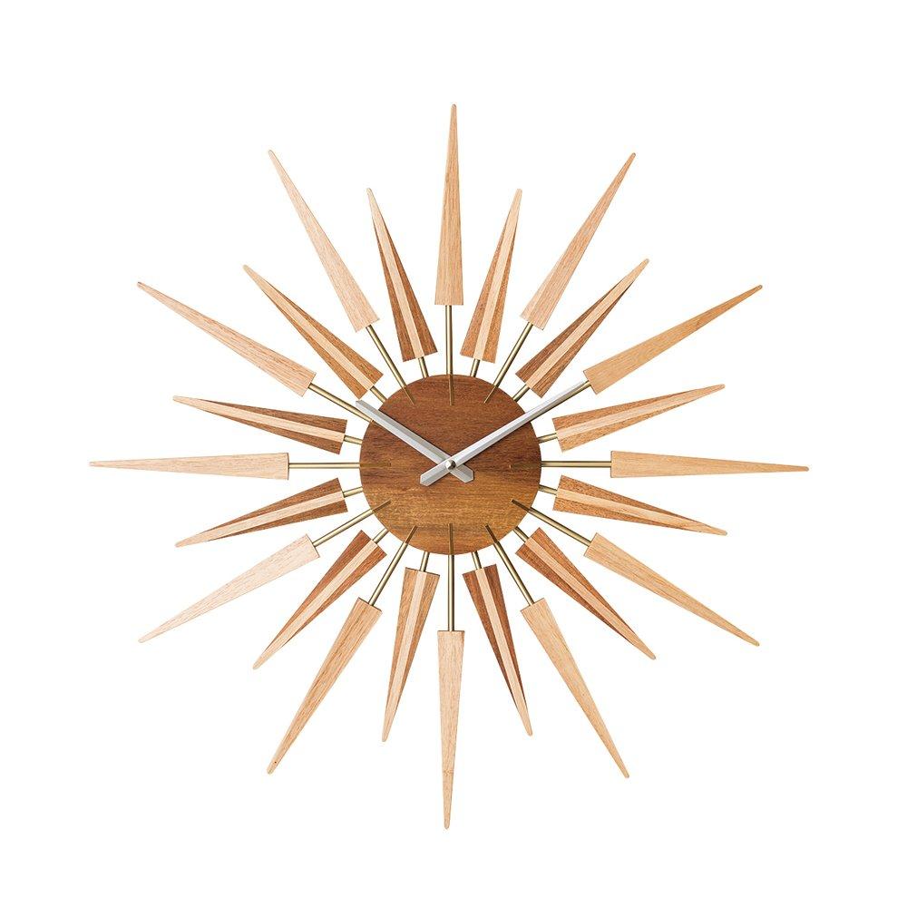 掛け時計 Ylivie ユリヴィエ ホワイト インターフォルム CL-2947WH CL-2947WH B07788RW38 ホワイト|ユリヴィエ ホワイト