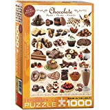 Eurographics Chocolate 1000-Piece Puzzle