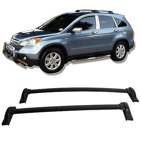 Honda Fit Roof Rack >> Amazon Com Cross Bar Fits 2007 2011 Honda Crv Cr V Oe Factory