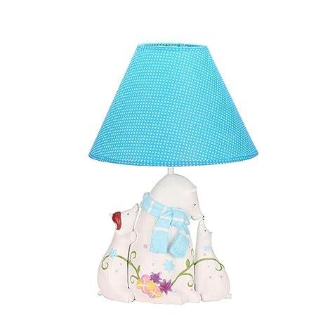 L @ YC Dibujos animados lámpara de mesa decoración para el hogar ...
