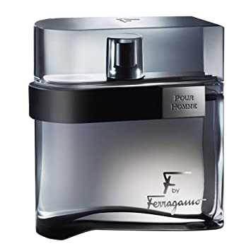 f2afd8c7c8ad1 Amazon.com   F Black By Salvatore Ferragamo Eau De Toilette Spray 3.4 Oz  For Men   Beauty