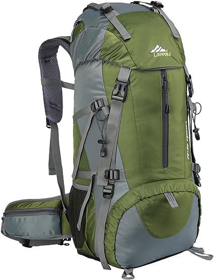 Wasserdichter Reise Rucksack Outdoor-Sport Wandern Camping Bergsteigerbeutel