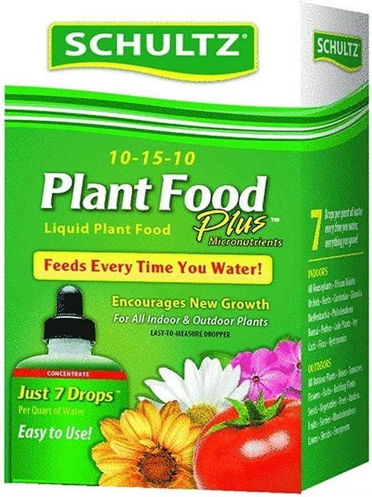 Schultz Liquid Plant Food Plus (1011)