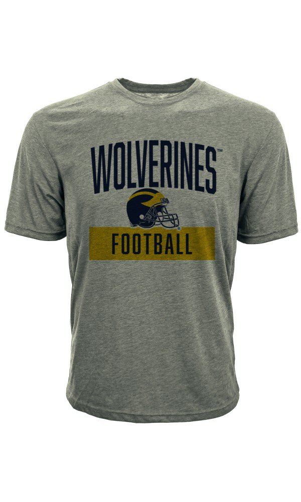 Levelwear NCAA Michigan Wolverines Shader T-Shirt