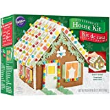 Wilton Build It Yourself Gingerbread House Decorating Kit