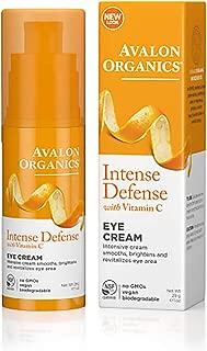 product image for Avalon Organics Intense Defense Eye Cream, 1 oz.