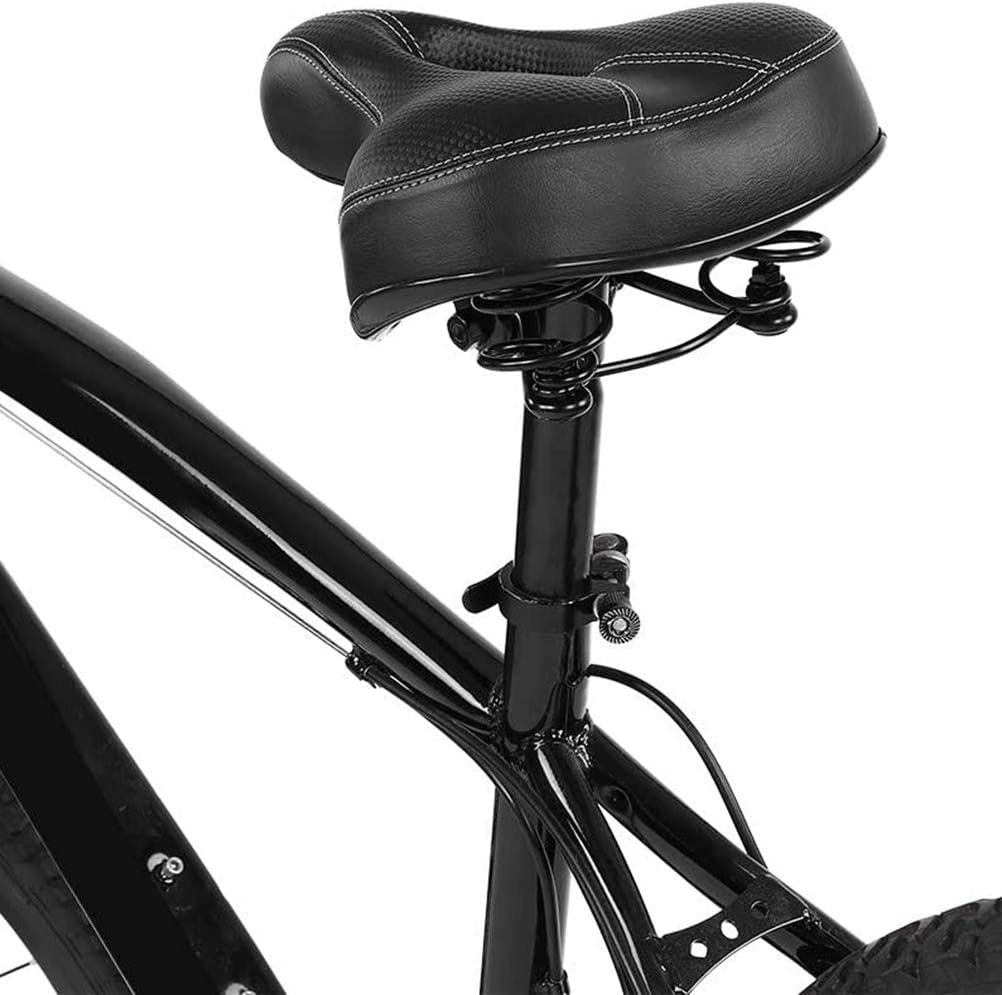 gel, para bicicleta de monta/ña, carretera Sill/ín de bicicleta Ettzlo