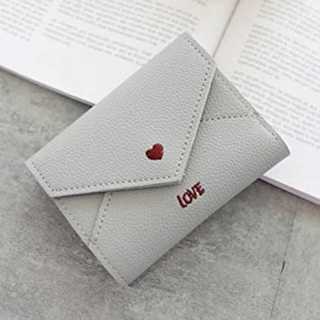 Amazon.com: Bonito bolso de piel sintética con diseño de ...