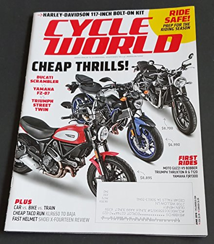 Triumph Thruxton Review - 2