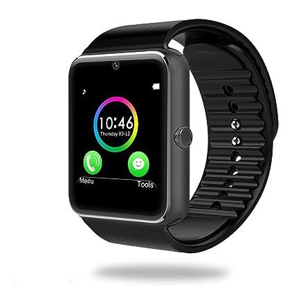 Amazon.com: WGHL - Reloj inteligente con pantalla táctil ...