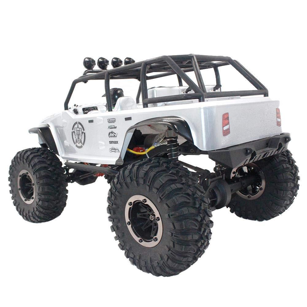 Auto radiocomandata 1 10 – 2.4 Ghz 1073-SJ auto ad alta velocità – 4 WD Racing camion fuoristrada ad alta velocità Rock Crawler RTR veicolo giocattolo regalo per bambini