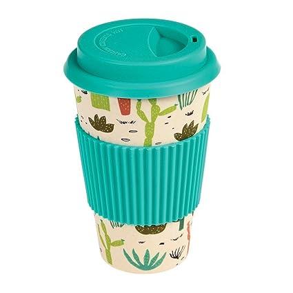 Bloom Mug Of Travel Choice DesignDesert Eco Friendly Reusable Bamboo Coffee In nX80wOPkNZ