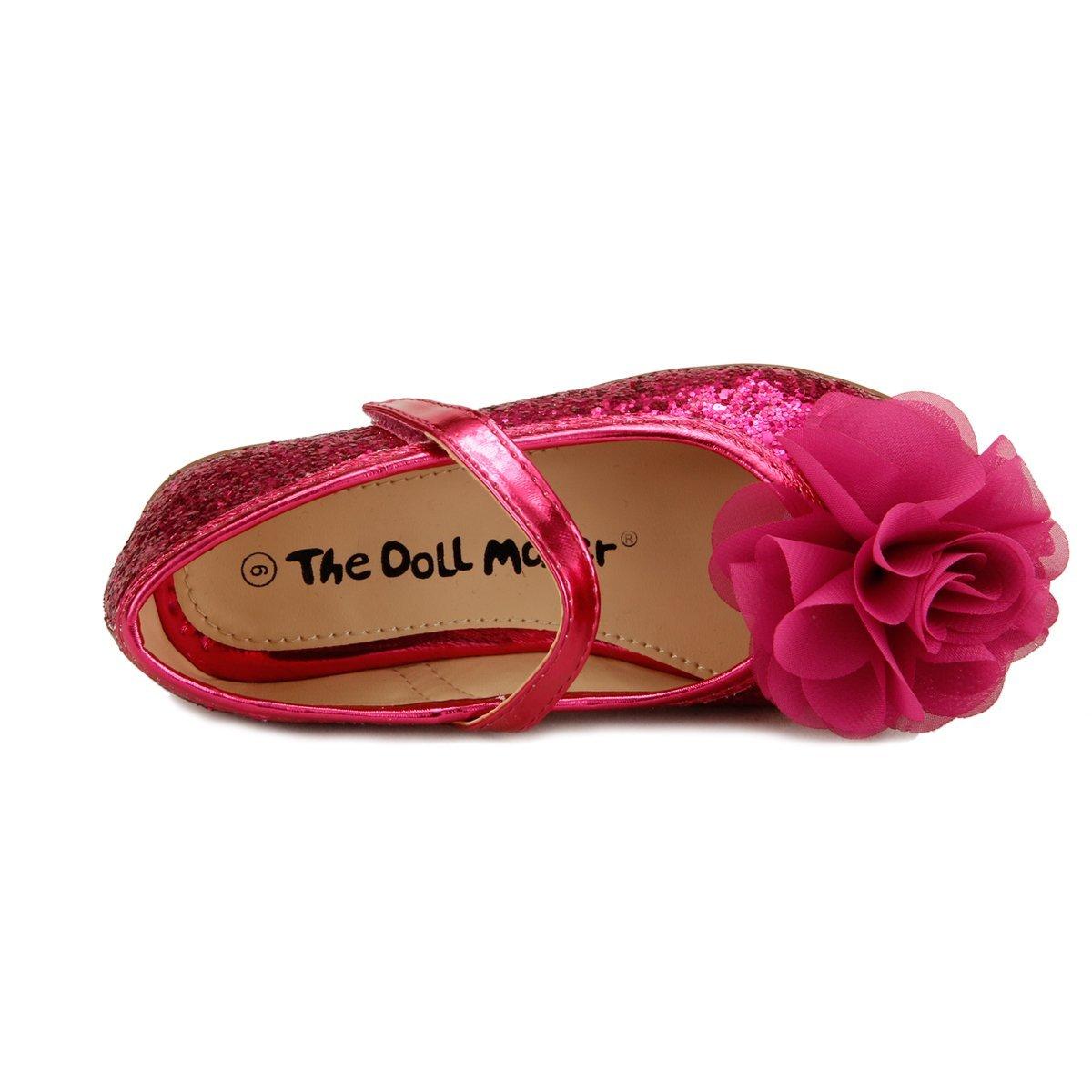 Wedding Chiffon Party Flower Girl 20000 S Shoes Glitter Hot