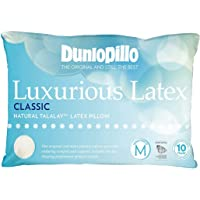 Dunlopillo T2771 Luxurious Latex Classic Medium Profile Pillow