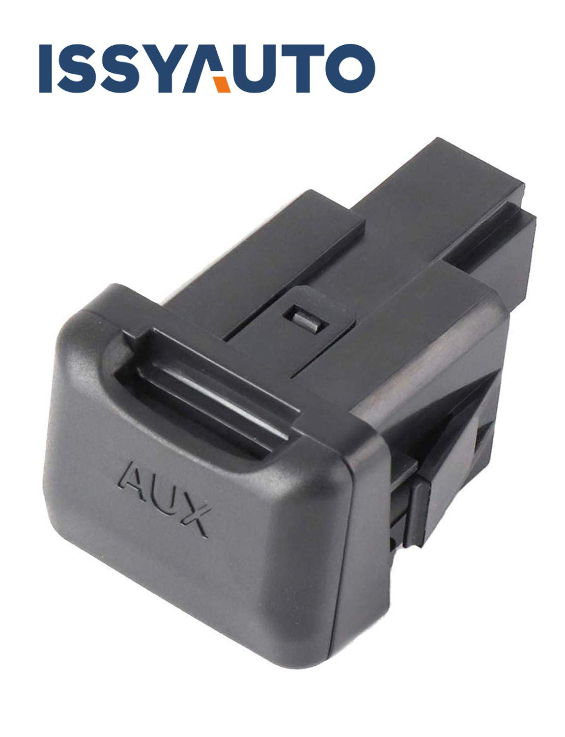 Aux Port Replacement for Honda Civic CRV Auxiliary Input Jack Stereo Adaptor 39112-SNA-A01 by ISSYAUTO