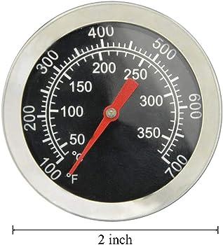 Bigbox BBQ Grill Thermometer