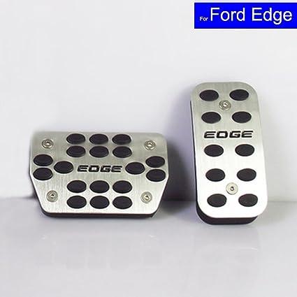 Szss Car Car New Aluminium Alloy Fuel Petrol Clutch Fuel Brake Braking Pad Foot Pedals