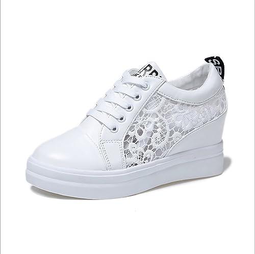 Zapatos para Mujer Zapatillas Casual para Mujer Zapatos Deportivos Portátiles Cómodos Zapatos Corrientes Zapatos de Aire