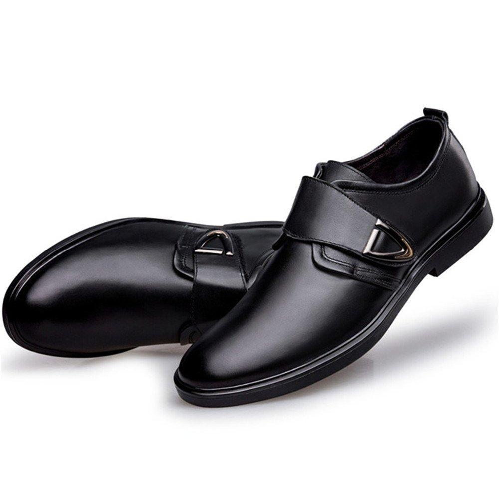 Männer - casual mode schuhe männer schuhe leder schuhe anzüge anzüge anzüge fuß schuhe,schwarz,43 7c7259