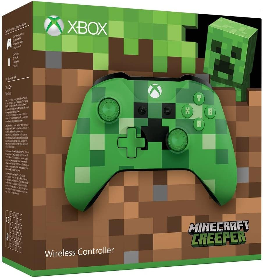 Amazoncom Xbox Wireless Controller PC Computer Minecraft - Minecraft mit xbox360 controller spielen pc