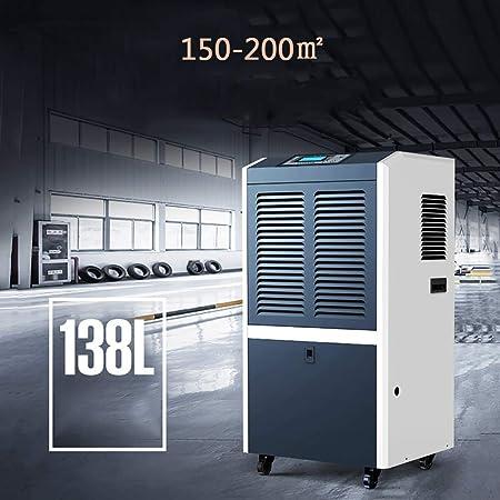 DW&HX Compresor deshumidificador, Tamaño Medio 60l con Manguera de ...